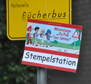 Stempelstation